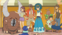 Corsa Pokémon di frittelle Pinsir Growlithe Sudowoodo Herdier.png