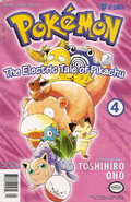 The Electric Tale of Pikachu issue 4