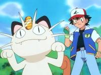 Meowth di Maestro della Lega Pokémon