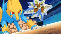 Manectric di Lady