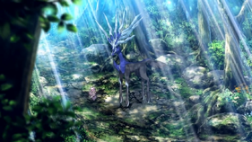 Xerneas Neutro anime.png