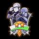 Masters Emblema I signori del mare e dalla terra 2★.png