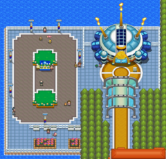 Arena Pokéathlon