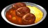 Curry con hamburger G.png