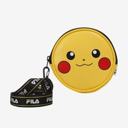 Fila x Pokemon Borsellino porta monete Pikachu FS3WLA5411X YEW.jpeg