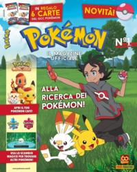Rivista Pokémon Il Megazine Ufficiale 1 - 29 aprile 2021 (Panini Magazines).png