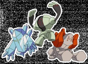 Pokemon Leggendari Pokemon Central Wiki