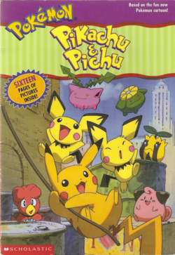 Pikachu and Pichu libro.png