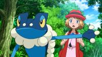 Frogadier di Ash