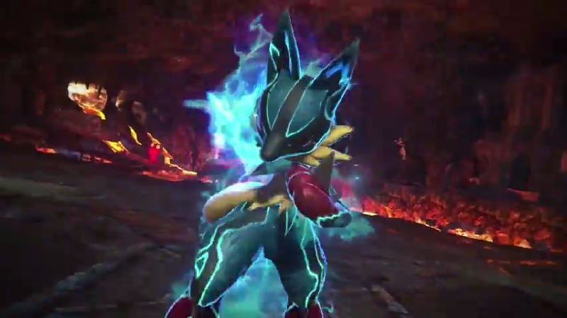 File:Pokkén Tournament MegaLucario 2.png
