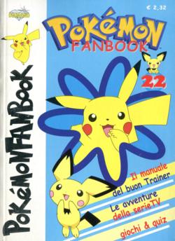 Rivista Pokémon FanBook 22 - Anno 7 (Edizioni Diamond).png