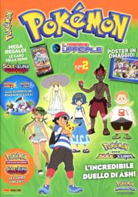 Rivista Pokémon Il Megazine Ufficiale 2 - 5 giugno 2017 (Panini Magazines).png
