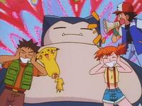 Il Pokémon addormentato
