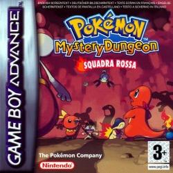 pokemon mistery dungeon squadra rossa