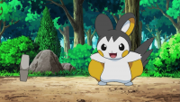 Emolga di Team Rocket