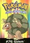 Cartolina 5 PC0183 Pokémon 76 Golem GB Posters.png