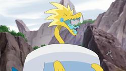 link = Elenco dei Pokémon di Goh#Arctozolt