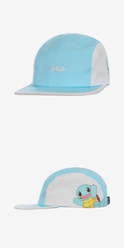 Fila x Pokemon Cappello Squirtle FS3CPA5411X LBU.png