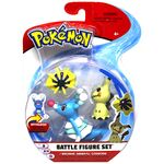 Figure Brionne, Mimikyu e Cosmoem da 2 3 e 4.5 pollici della Wicked Cool Toys - Collezione Pokémon Battle Figure Set 2019.jpg