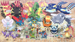 Trailer animato di Pokémon Rubino Omega e Pokémon Zaffiro Alpha