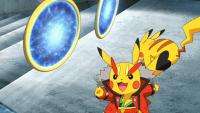 Pikachu Rockstar