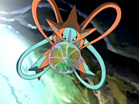Un Deoxys in crisi