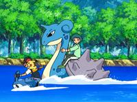 La gara finale! Il Triathlon dei Pokémon!