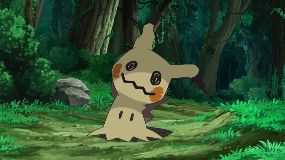 Mimikyu di Jessie - Pokémon Central Wiki