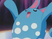 Azumarill di Trixie