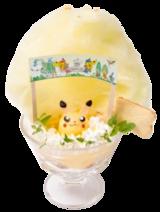 Semifreddo Tuonoshock di Pikachu (Pokémon Café Omega Ruby and Alpha Sapphire).png
