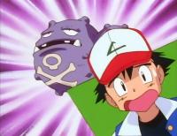Weezing di Maestro della Lega Pokémon