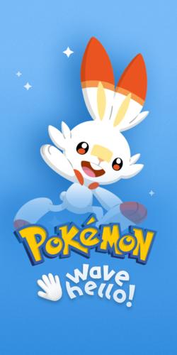 Pokémon Wave Hello schermata inziale.png