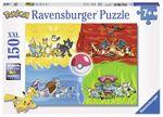 Puzzle da 150 pezzi 33x23x4cm No.100354 della Ravensburger (2018).jpg
