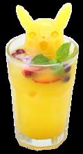 Soda Frizzante alla Arancia di Pikachu (Pokémon Café Pikachu and Pokémon Music Café).png