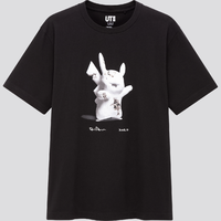 Daniel Arsham UT Collection Pikachu.png