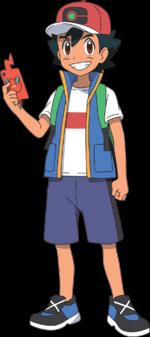 Ash Ketchum - Pokémon Central Wiki