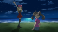 Serena VS Shauna! PokéVision Showdown!!