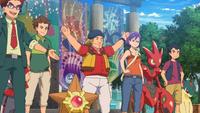 Gara di cattura Pokémon Scizor Quilava.png