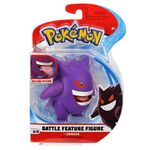 Figure Gengar 4.5 pollici della Wicked Cool Toys - Collezione Pokémon 4.5 Inch Figure Battle Deluxe Action 2019.jpg