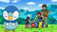Piplup dove vai?