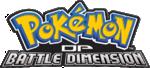 Pokémon - DP Battle Dimension