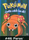 Cartolina 12 PC0180 Pokémon 46 Paras GB Posters.png