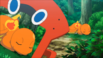 Laboratorio Professor Oak Charmander.png