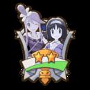 Masters Emblema Fiori per la felicità 2★.png