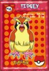 Cartoline 16 Pidgey (Nuove Arti Grafiche Ricordi).png