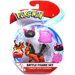 Figure Torracat, Ditto e Pyukumuku da 2 3 e 4.5 pollici della Wicked Cool Toys - Collezione Pokémon Battle Figure Set 2019.jpg