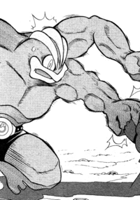 Machamp di Borosue