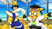 Pikachu Damigella