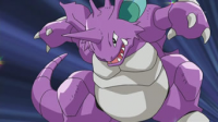 Nidoking di Paul