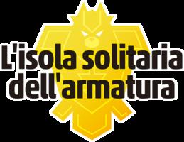 L'isola solitaria dell'armatura logo.png